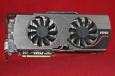 $109 • Buy MSI Radeon HD 6970 2GB, 256 Bits, Lightning R6970. PCI-Express X16 Graphics Card