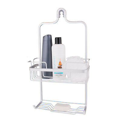 AU39 • Buy Aluminum Shower Caddy Bathroom Shelf Shelves Storage Organiser Rack Rust Proof