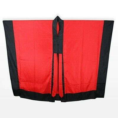 Mens Chinese Traditional Taoist Priest Robe Gown Fancy Dress Costume Uniforms • 12.36£