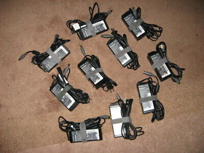$ CDN63.59 • Buy   Lot Of 10   Lenovo Laptop Notebook Chargers AC Power Suppy Adapters / Cords