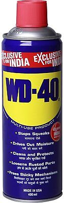 $ CDN34.67 • Buy WD-40 (400 Ml)-Multi Use Product- For Stops Squeaks, Sticky Mechanisms, Moisture