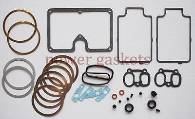 £21.30 • Buy Lister-Petter ST2 Decoke/Head Gasket Set For A 2cyl Air Cooled Diesel Engine