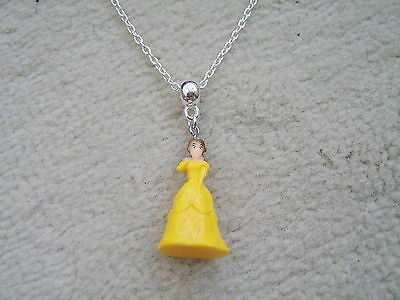 £2.75 • Buy Stunning Disney Princess Belle Necklace.With Organza Bag
