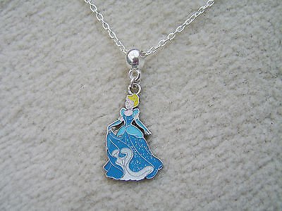 £2.75 • Buy Stunning Disney Princess Necklace . Comes With Organza Gift Bag..