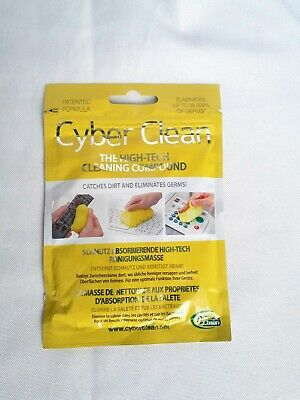 $24.47 • Buy Cyber Clean Home And Office, Zip Bag, 2.82 Ounce (80 Grams)