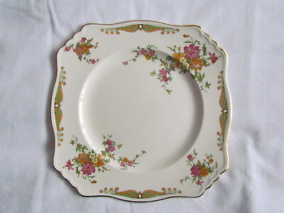 $ CDN10.21 • Buy RARE VINTAGE ROYAL WINTON GRIMWADES ENGLAND DINNER PLATE - BEDFORD - 1930s