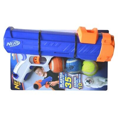 AU44 • Buy Nerf Dog Ball Blaster Shooter Puppy And Dog Toy With Balls 12
