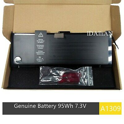 $47.89 • Buy Genuine A1309 Battery For Apple MacBook Pro 17  A1297 Early 2009 Mid 2009/2010