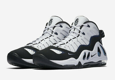 factory price 82d4c 1ea28 Nike Air Max Uptempo 97 College Navy Men s Shoe  size 12  White black