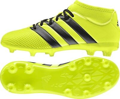 27d77779cda526 Adidas - ACE 16.3 Primemesh FG/AG J - Scarpe Calcio Junior - Yellow/