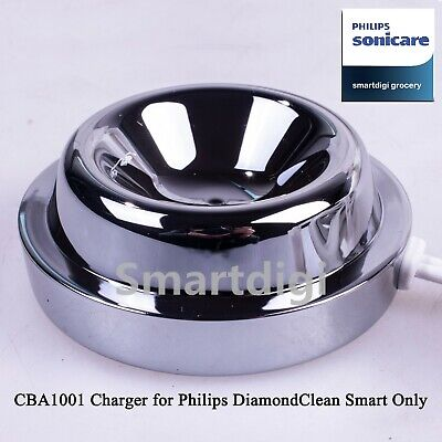 AU49.95 • Buy Genuine Philips DiamonClean Smart Toothbrush Charger CBA1001 For 9300/9500/9700