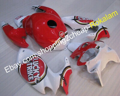 $459 • Buy For Suzuki SV400 SV650 98 99 00 01 02 Red White SV 400 SV 650 ABS Fairing Kit
