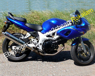 $459 • Buy For Suzuki SV400 SV650 98 99 00 01 02 SV 400 SV 650 Gloss Blue ABS Fairing Kit