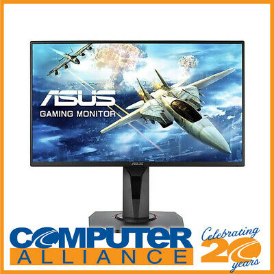 AU369 • Buy 24.5  ASUS VG258QR 165Hz Gaming Monitor With Height Adjust And Speakers