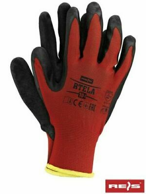 £2.21 • Buy Site Safety Work Gloves Protection Cut Resistant Gardening Builders MechanicGrip