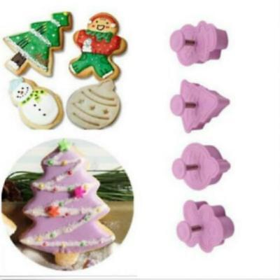 £2.71 • Buy 3D Clothes Baby Shower Hand Press Stamp Cookie Plunger Cutter Molds RE