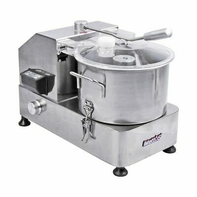Buffalo Vegetable Prep Machine with 4 Grating Disc for Free 550W 230V 50Hz
