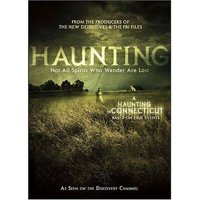 A Haunting In Connecticut 2008 By Tony Call (Region 1) (NTSC) • 9.49£