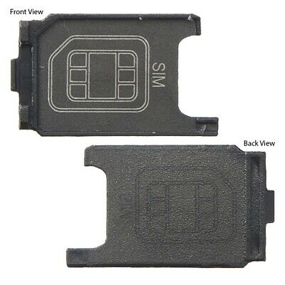 £3.09 • Buy For Sony Xperia XZ1 Sim Card Tray Holder Slot Black Replacement G8341 G8342 G834