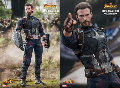 $ CDN450.71 • Buy INSTOCK HotToys MMS481 Avengers Infinity War Captain America Movie Promo Edition