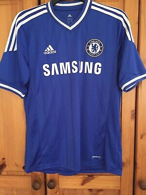 Adidas Chelsea Football Shirt Jersey Top Maglia  For Men Size M • 19.99£