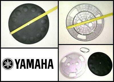 AU70 • Buy  YAMAHA TT-230 Turntable Record Player Plate And Rubber Mat (Made In Japan)