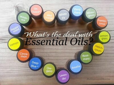 GENUINE DoTERRA Essential Oil 1ml SAMPLES -100% PURE!!! *BUY 3 GET 4th FREE!*  • 5.75£