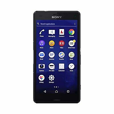 $ CDN86.54 • Buy Unlocked Sony Xperia Z3 Compact D5803 Android Smart Mobile Cell Phone 16GB Black