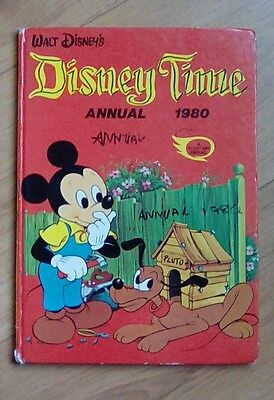 Disneyland Annual Disney Time 1980 • 3.80£