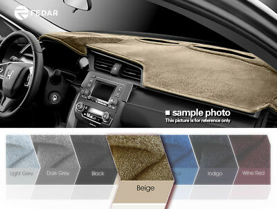 $24.99 • Buy Fits 2009-2015 Nissan Maxima Dashboard Mat Pad Dash Cover-Beige