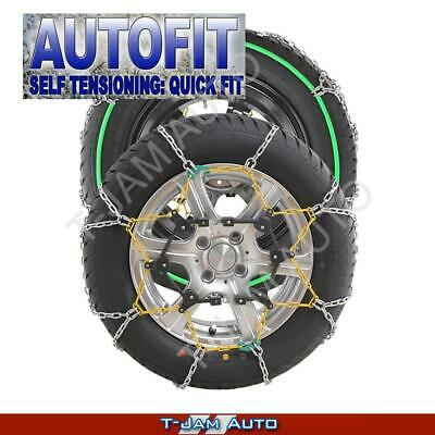 AU227.95 • Buy Snow Chains 4WD 15 16 19 Inch CA500 305/70x16 Wheels Tyres