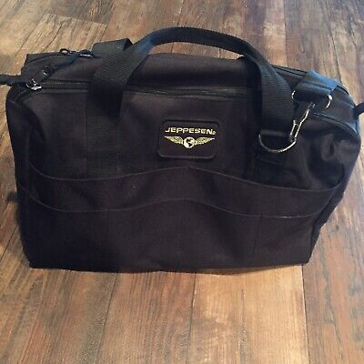BrightLine Bags Flex System Airline Pilot Flight Bag B04E B4