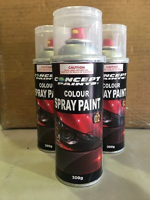AU24.89 • Buy Concept Paints Touch Up Paint In Aerosol. Any Toyota 2K Direct Gloss Colour Code