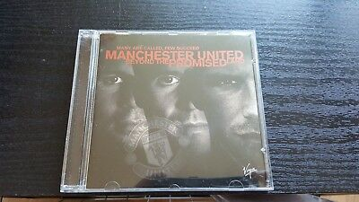 UK CD Various Artists - Manchester United - Beyond The Promised Land (2000) • 12£