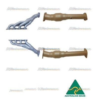 AU2160 • Buy Nissan Patrol Y62 5.6lt V8 Pacemaker Extractors And High Flow Cats