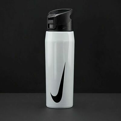 $24.99 • Buy Nike Twist-Top HyperCharge SS Insulated Straw Water Bottle BPA Free NEW