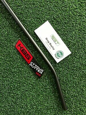 AU75 • Buy KBS CT Tour Putter Shaft Single Bend Stepless .370 Matte Black
