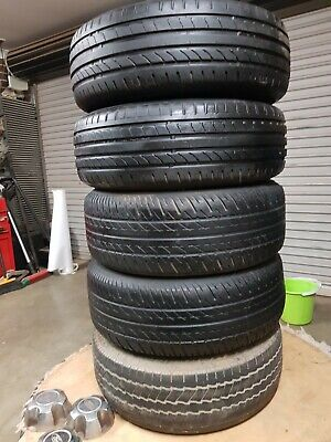 AU200 • Buy Ford Explorer Wheels And Tyres,plus 3 Wheel Nut Covers.