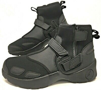 best service 2a9d5 ded21 Nike Air Jordan Trunner Lx High Men s Boots Size 10.5 Triple Black (aa1347  010)