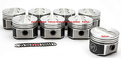 ford fe forged pistons