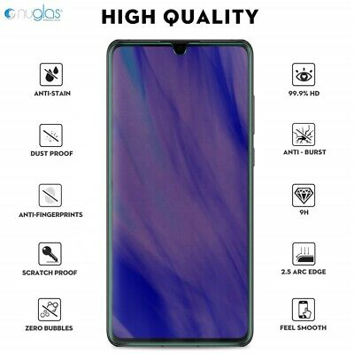 AU8.95 • Buy 2x Nuglas 9H Tempered Glass Screen Protector For HUAWEI P30 P20 Pro P30 P20 Lite