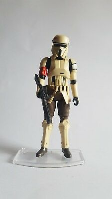 £3.50 • Buy Star Wars MODERN - 10 Large Clear Figure Display Stands - New - MIX & MATCH
