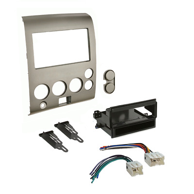 $44.99 • Buy Car Stereo Radio Dash Installation Kit For 2004-2007 Nissan Armada And Titan