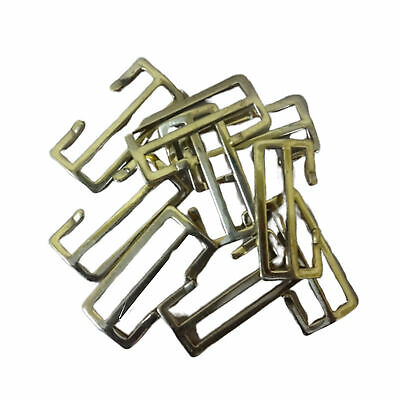 WWII WWI Brass Buckles For P08 1908 P37 Webbing Sets (2 Inch) Set Of 20 R690 • 33.59£