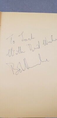 AU199 • Buy Bob Hawke A Portrait - Book SIGNED By Bob Hawke (Hardback)