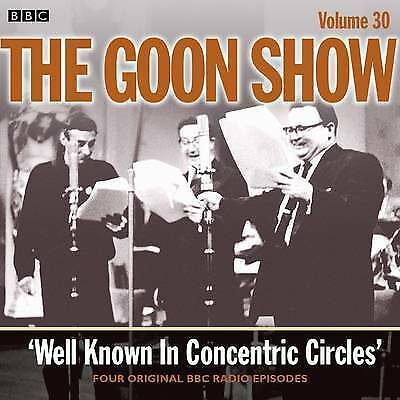 Goon Show: Volume 30: Well Known In Concentric Circles By Spike Milligan #P27 • 7.90£