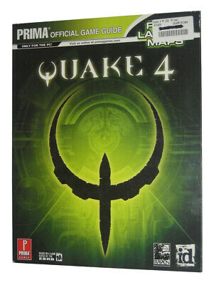 AU36.36 • Buy Quake 4 PC Windows Prima Games Official Strategy Guide Book