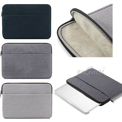 £8.83 • Buy Notebook Sleeve Case Pouch Cover Bag For 11  12  13.3  14  15  Macbook HP Dell