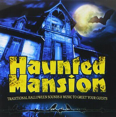 haunted mansion cd