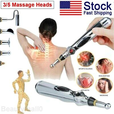 $11.46 • Buy Therapy Electronic Acupuncture Pen Meridian Energy Heal Massage Pain Relief USA